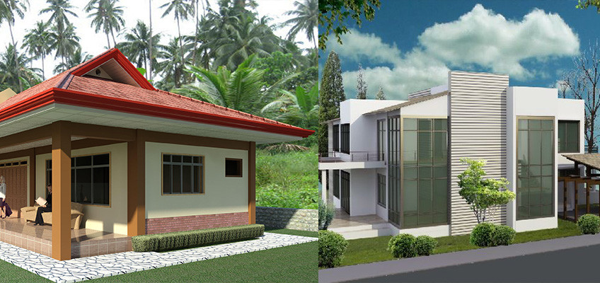 CAD Drawing Home Design