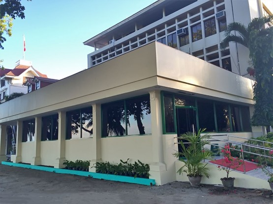 Silliman Student Affairs building