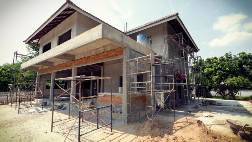 Building your dream homes with quality in mind solidace for Dream home construction